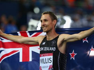 Willis grabs bronze