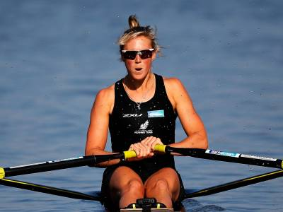 NZ Rowers look to impress