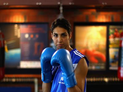 Female Boxers Make Commonwealth History