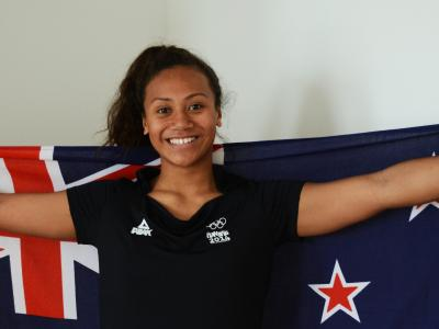NZ Youth Olympic Games Team Flag Bearer Announced