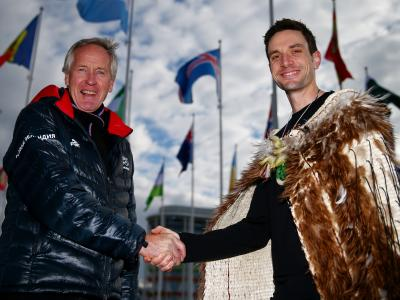 Pete Wardell Chef de Mission for PyeongChang 2018