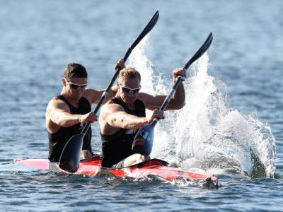 Kayakers on the line tomorrow night