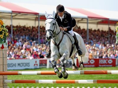 Olympic Equestrian Eventing Team Named