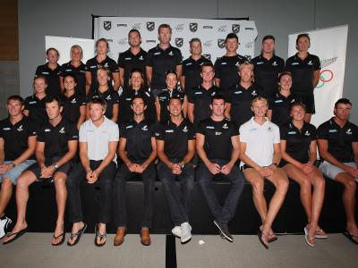 Olympic rowers ready for 2012 debut