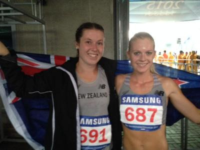 World University Games - New Zealand wrap Saturday