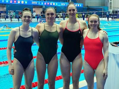 New Zealand swimmers secure relay spot for Tokyo 2020