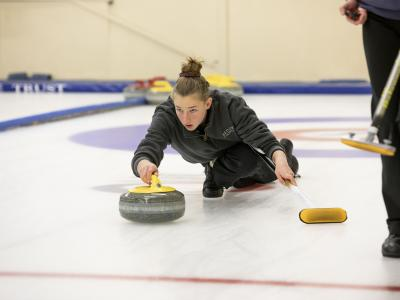 Curlers named to New Zealand Team for Lausanne 2020 Winter Youth Olympic Games