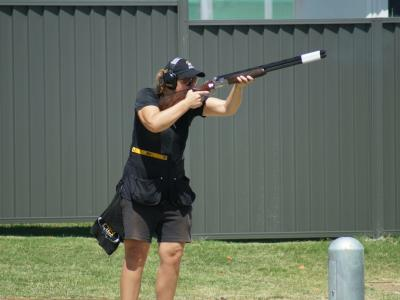 Kiwi shooter takes silver at Commonwealth Games test event