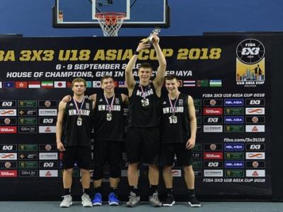 Youth Olympic Games athletes win basketball gold