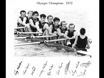 Remembering Olympic great Simon Dickie