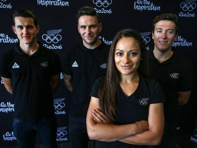 New Zealand's Road to Rio: 5 - 11 April