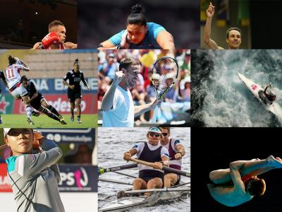 New Zealand's Road to Rio: 16 - 22 Feb
