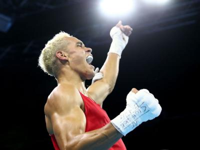 Nyika to box for gold