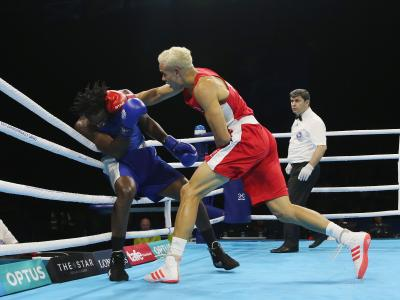 Boxers get among the medals