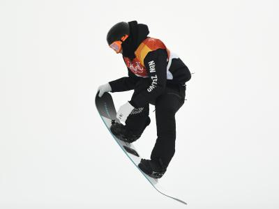 Carlos Garcia Knight through to Snowboard Slopestyle finals in PyeongChang