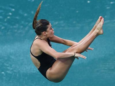 Diver makes Olympic debut on birthday