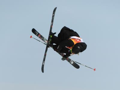 Close call for Finn Bilous in freeski slopestyle qualifiers