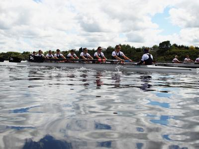 Return to Sport: NZ Women's Eight