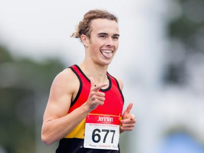 Olympic dream burning bright for Sam Tanner