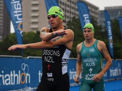 New Zealand finishes 7th in Triathlon Mixed Team Relay Olympic Test Event