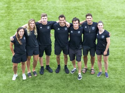 First New Zealand Team Members named for Tokyo 2020