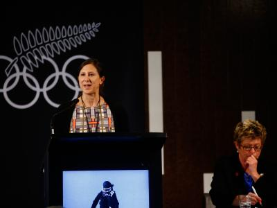 Five New Zealander's on IOC commissions with female membership at an all-time high