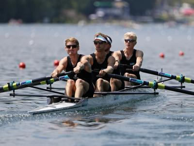 NZ men's four fifth in final