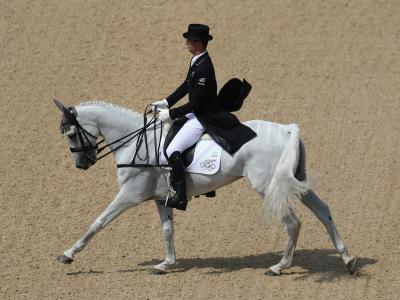 NZ sixth after dressage