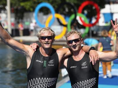 Bond and Murray awarded rowing's top honour