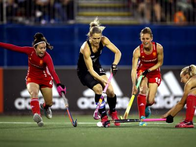 New Zealand Women's Hockey Team hoping to shine on Gold Coast