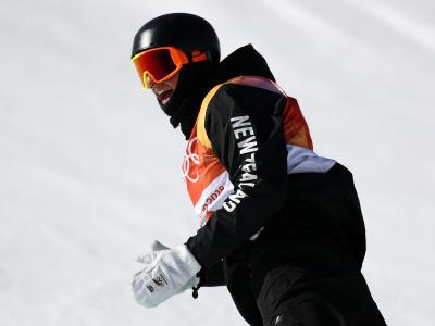 Carlos Garcia Knight fifth in Men's Slopestyle