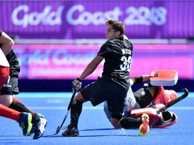 Hockey men strike India in semis