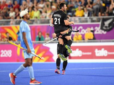 Men's Black Sticks ready to battle it out for Tokyo 2020 spot