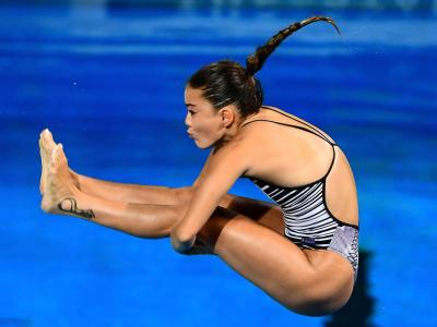 Cui 12th in springboard diving