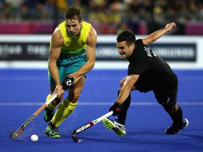Hockey men finish with silver