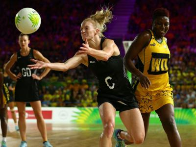 Jamaica beats NZ in netball medal match