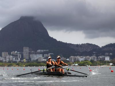 Tougher going for NZ rowers