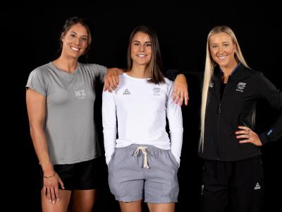 Silver Ferns awarded Lonsdale Cup for 2019 at Olympic Gala Dinner + New Zealand Team village wear unveiled for Tokyo 2020