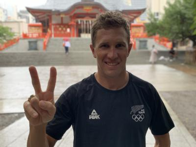 Kiwi triathletes ready to beat the heat and work towards Olympic qualification in Tokyo
