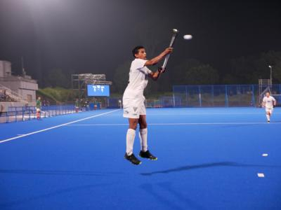 Late goal boosts Vantage Black Sticks past India