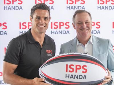 Sir John Key and Olympians announce ISPS Handa as New Zealand Team charity partner for Tokyo 2020 Olympic Games