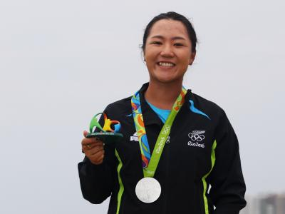 Olympic medal a dream come true for Ko