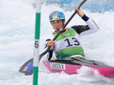 Stellar weekend for Kiwi rowing and canoe slalom athletes