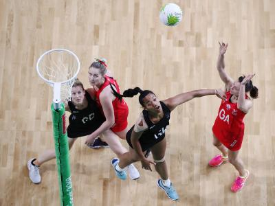 Netballers make it two in a row