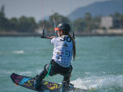 Kiteboarding to debut at Youth Olympic Games