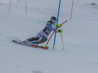 Ski racers in hot form at NZ Nationals