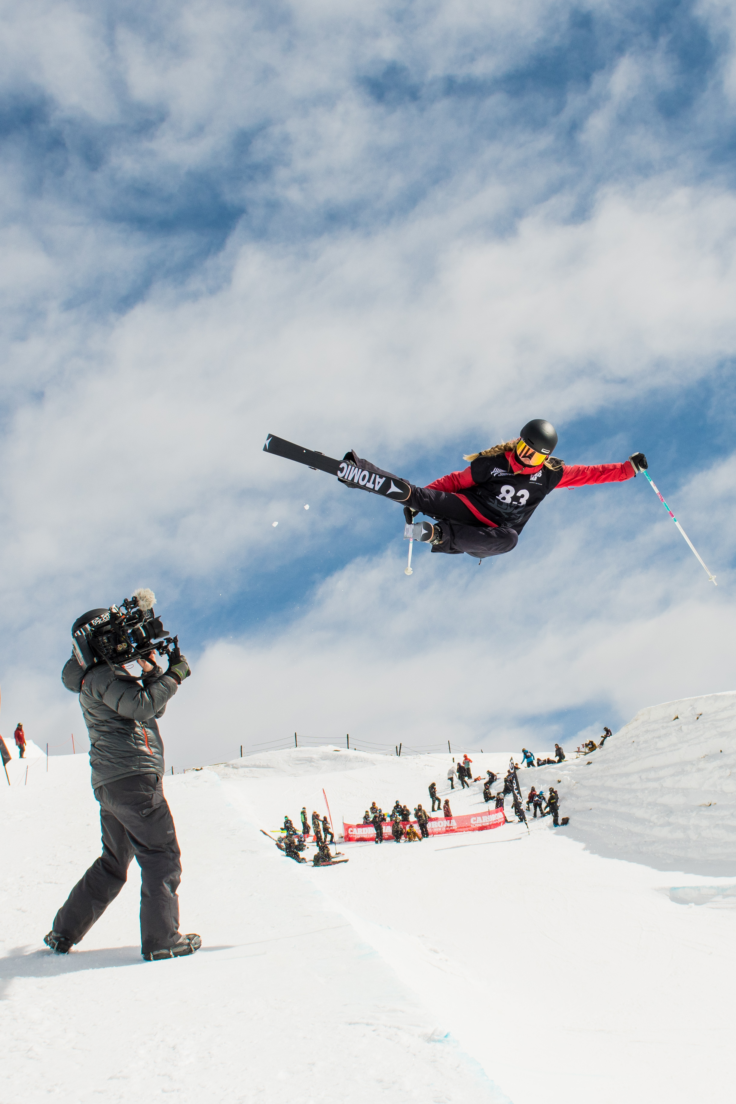 Snowboarding At The 2020 Olympic Winter Games.Freeski Athletes Named To New Zealand Team For Lausanne 2020