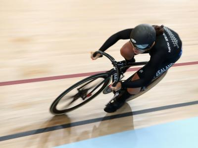 Track cyclists make it 12 medals in 4 days
