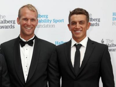 Friendly rivalry driving America's Cup teammates