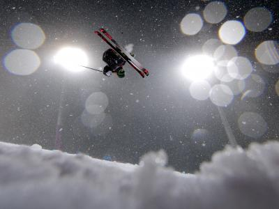 Winter Olympic Action Heats Up With 'One Year to Go'